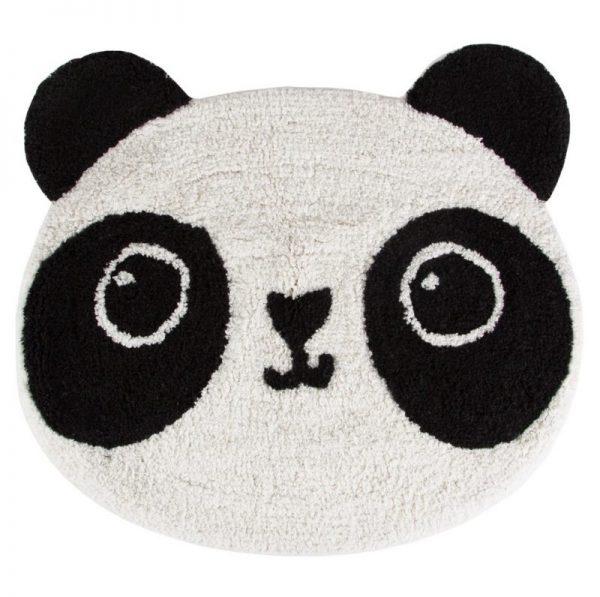 alfombra panda