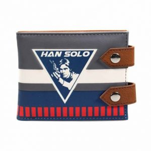 Billetera de Star Wars Han Solo
