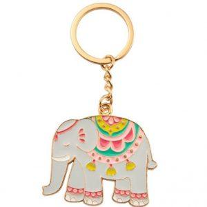llavero elefanta