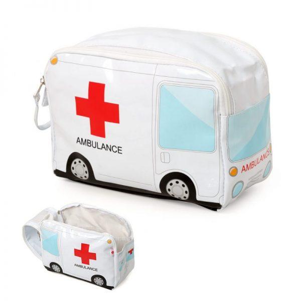 Neceser medicamentos ambulancia