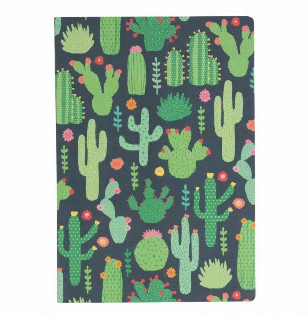 Libreta Cactus
