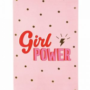 Libreta Girl Power