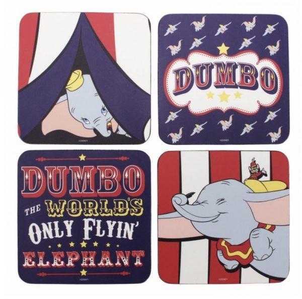 Posavasos Dumbo