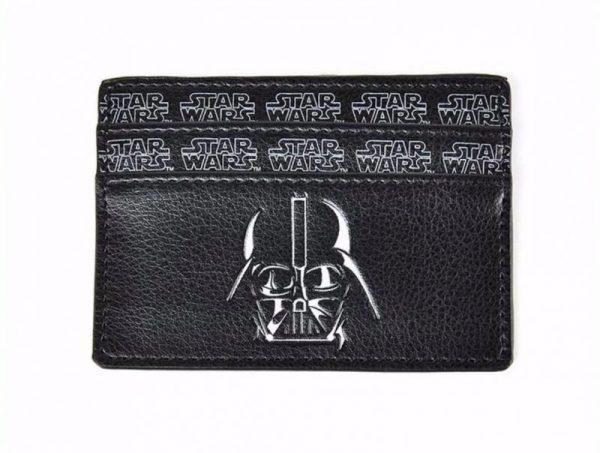 Tarjetero Darth Vader