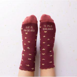 calcetines fin de año