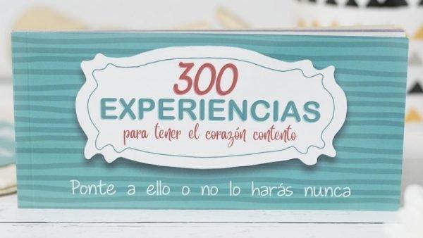 Talonario Experiencias4