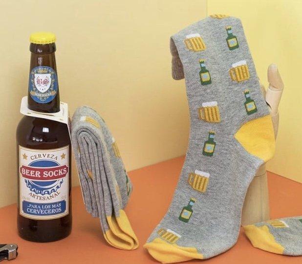 Kit calcetines cerveceros