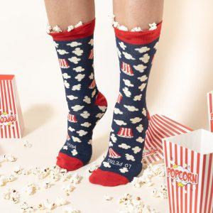 calcetines palomitas