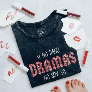 Camiseta Hago Dramas